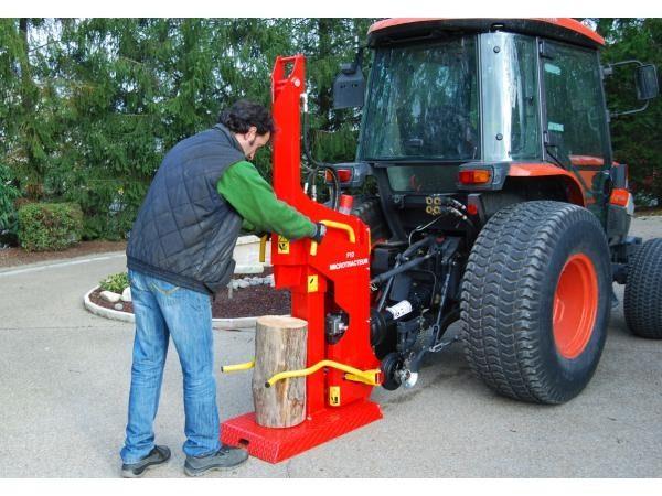 FENDEUSE DE BUCHE F12 micro tracteur