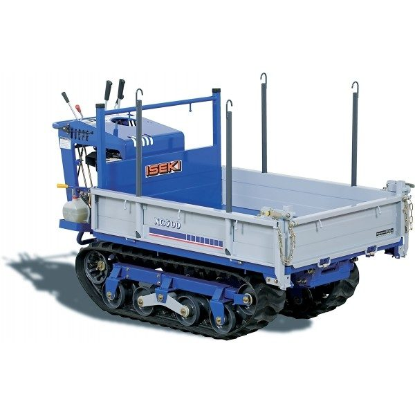 Transporteur ISEKI XG500D