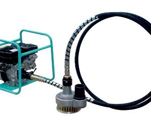 - Pompe submersible à flexible IMER WP-3LB