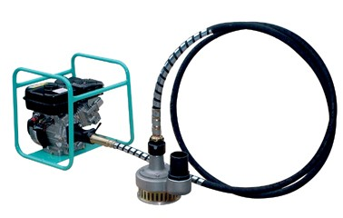 - Pompe submersible à flexible IMER WP-3LB